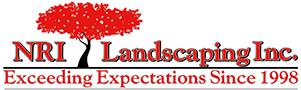 NRI Landscaping Logo